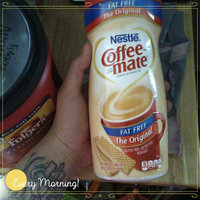Coffee-mate® Original Fat Free uploaded by April T.