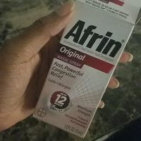 Afrin Nasal Decongestant Spray uploaded by Kerl C.