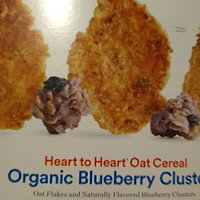 Kashi® Heart To Heart Oat Flakes And Blueberry Clusters Cereal uploaded by Kalien R.