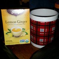Yogi Green Tea Lemon Ginger Tea uploaded by Stacy P.
