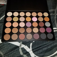 Morphe 35W - 35 Color Warm Eyeshadow Palette uploaded by Jessica S.