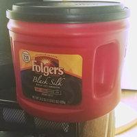 Folgers Black Silk Ground Coffee uploaded by Kris B.