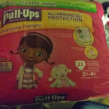 Photo of Pull-Ups Learning Designs Training Pants for Girls 2T-3T uploaded by crystal j.