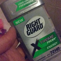 Right Guard Xtreme Fresh Invisible Gel Antiperspirant & Deodorant Energy uploaded by crystal j.