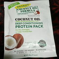 Palmer's Coconut Oil Formula Deep Conditioning Protein Pack uploaded by Virginia O.