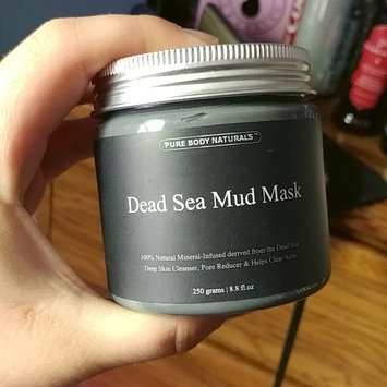 Photo of Pure Body Naturals Dead Sea Mud Mask uploaded by Kayla B.