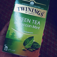 TWININGS® OF London Green Tea With Mint Tea Bags uploaded by Beauty&Me _.
