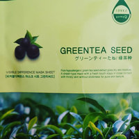 Farm Stay Visible Difference Mask Sheet - Green Tea Seed 10x23ml/0.78oz uploaded by Camilla T.