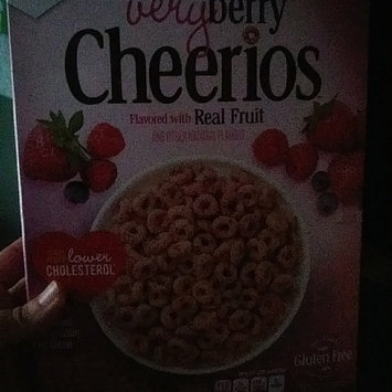 Photo of Cheerios General Mills Very Berry Cereal uploaded by crystal j.