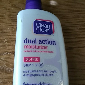 Photo of Clean & Clear® Essentials Dual Action Moisturizer uploaded by Chloe H.