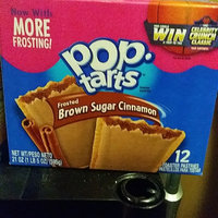 Kellogg's Pop-Tarts Frosted Brown Sugar Cinnamon Toaster Pastries uploaded by crystal j.