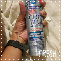 Fruit Of The Earth Aloe Vera Cool Blue Aloe Mist Continuous Spray uploaded by Mary Camil D.