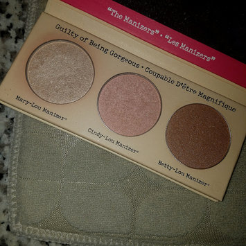 Photo of the Balm - the Manizer Sisters Luminizers Palette uploaded by Cristal O.