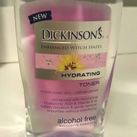 Dickinson's Enhanced Witch Hazel Hydrating Toner uploaded by Julie J.