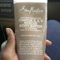 SheaMoisture Sacha Inchi Oil Omega 3-6-9 Rescue Body Butter Moisturizer uploaded by Chloe H.