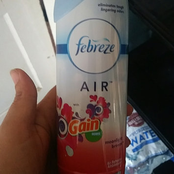 Photo of Air Febreze AIR Freshener with Gain Moonlight Breeze Scent (1 Count, 8.8 oz) uploaded by crystal j.