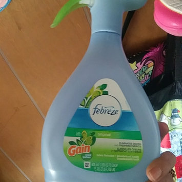 Photo of Febreze Fabric Refresher uploaded by crystal j.