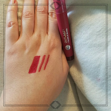 Photo of COVERGIRL Outlast Lipstain Lip Color uploaded by Jesusita L.