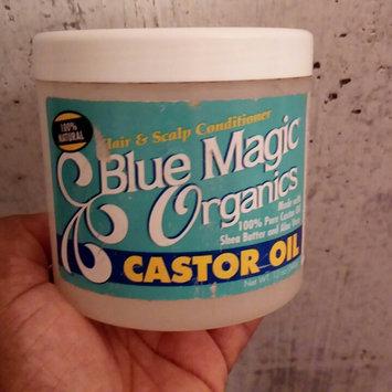 Photo of Blue Magic Organics Castor Oil 12oz Jar uploaded by Maria W.