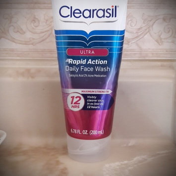 Photo of CLEARASIL® Rapid Rescue Deep Treatment Wash uploaded by lizbeth T.