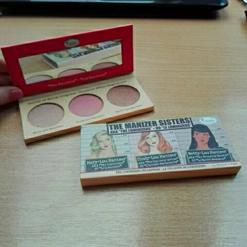Photo of the Balm - the Manizer Sisters Luminizers Palette uploaded by Martina S.