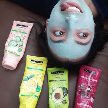 Photo of Freeman Feeling Beautiful Clay Mask Mint & Lemon uploaded by m🇩🇿🇨🇦 e.