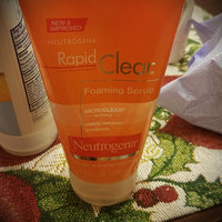 Neutrogena® Rapid Clear Foaming Scrub uploaded by wilma v.