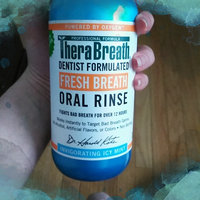 TheraBreath Fresh Breath Oral Rinse, Invigorating Icy Mint, 16 oz uploaded by Crowned G.