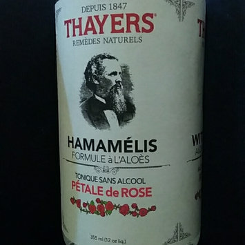 Photo of Thayers Alcohol-Free Rose Petal Witch Hazel Toner uploaded by 👅angie l.