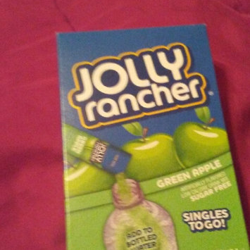 Photo of Jolly Rancher Singles-To-Go Sugar Free Green Apple Drink Mix, 6-ct (Pack of 6) uploaded by D'sherlna R.