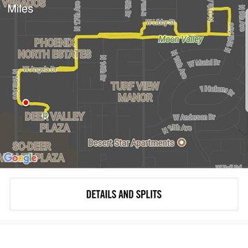 Photo of Nike Running App uploaded by amber n.