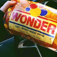 Wonder Bread 100% Whole Wheat uploaded by Jarrin S.