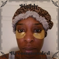 gold collagen crystal eye mask 7 Pck -GOLD COLLAGEN Crystal EYE Bag MASK - DARK CIRCLES, BAG FREE BONUS FEATHER HAIR EXTENSION WITH PURCHASE S, WRINKLES-Crystal Collagen Anti-Aging Eye Mask- Banish Bags, Dark Cricles, and Puffiness uploaded by Kaymo B.