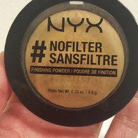 NYX #NoFilter Finishing Powder uploaded by Mae U.