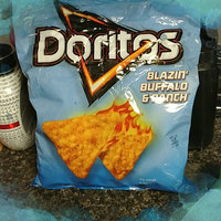 Doritos® Spicy Nacho  Flavored Tortilla Chips uploaded by Joy H.