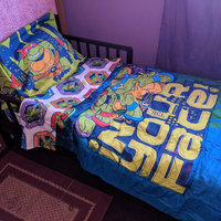 Stevens Baby Boom Nickelodeon Paw Patrol 4 Piece Toddler Bedding Set uploaded by Amanda C.