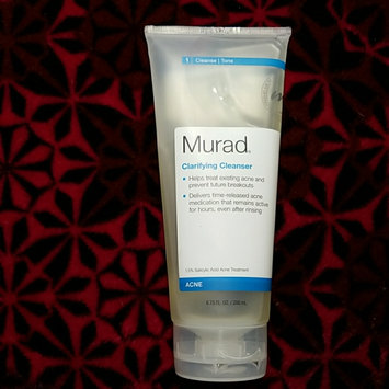 Photo of Murad Time Release Blemish Cleanser uploaded by Virginia O.