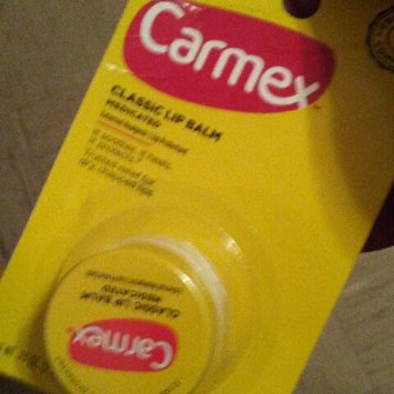 Photo of Carmex® Classic Lip Balm Original Jar uploaded by D'sherlna R.
