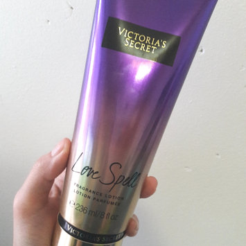 Photo of Victoria's Secret Love Spell Hydrating Body Lotion uploaded by emie c.