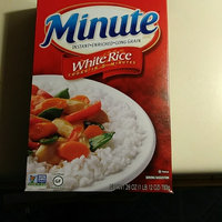 Minute Rice Instant Long Grain White Rice uploaded by Lisa M.