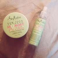 SheaMoisture Raw Shea Cupuaçu Mommy Stretch Mark Butter Cream uploaded by Alondra H.