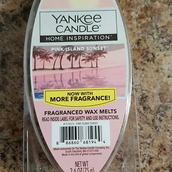 Photo of American Home by Yankee Candle Pink Island Sunset, 19 oz Large Jar Candle uploaded by Virginia O.