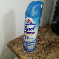 Lysol Crisp Linen Scent Disinfectant Spray uploaded by Virginia O.
