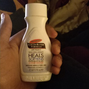 Photo of Palmer's Cocoa Butter Formula 24 Hour Moisture uploaded by Ayaan K.