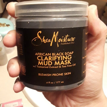 Photo of SheaMoisture African Black Soap Problem Skin Facial Mask uploaded by Christina C.