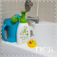 BabyGanics Foamin' Fun Foaming Body Wash & Shampoo uploaded by Somer A.