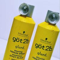 göt2b® Glued® Freeze Blasting Spray uploaded by Marika Kim D.