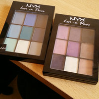 NYX Love In Paris Eye Shadow Palette uploaded by Steffi G.