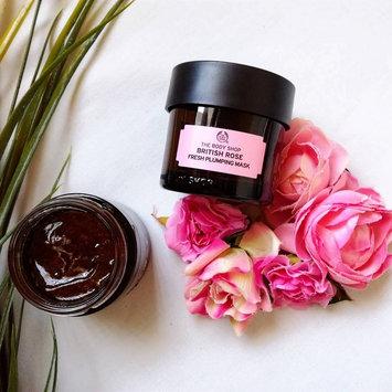 Photo of The Body Shop British Rose Fresh Plumping Mask uploaded by Fatema ..