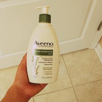 Photo of Aveeno® Daily Moisturizing Lotion uploaded by Lisyet T.